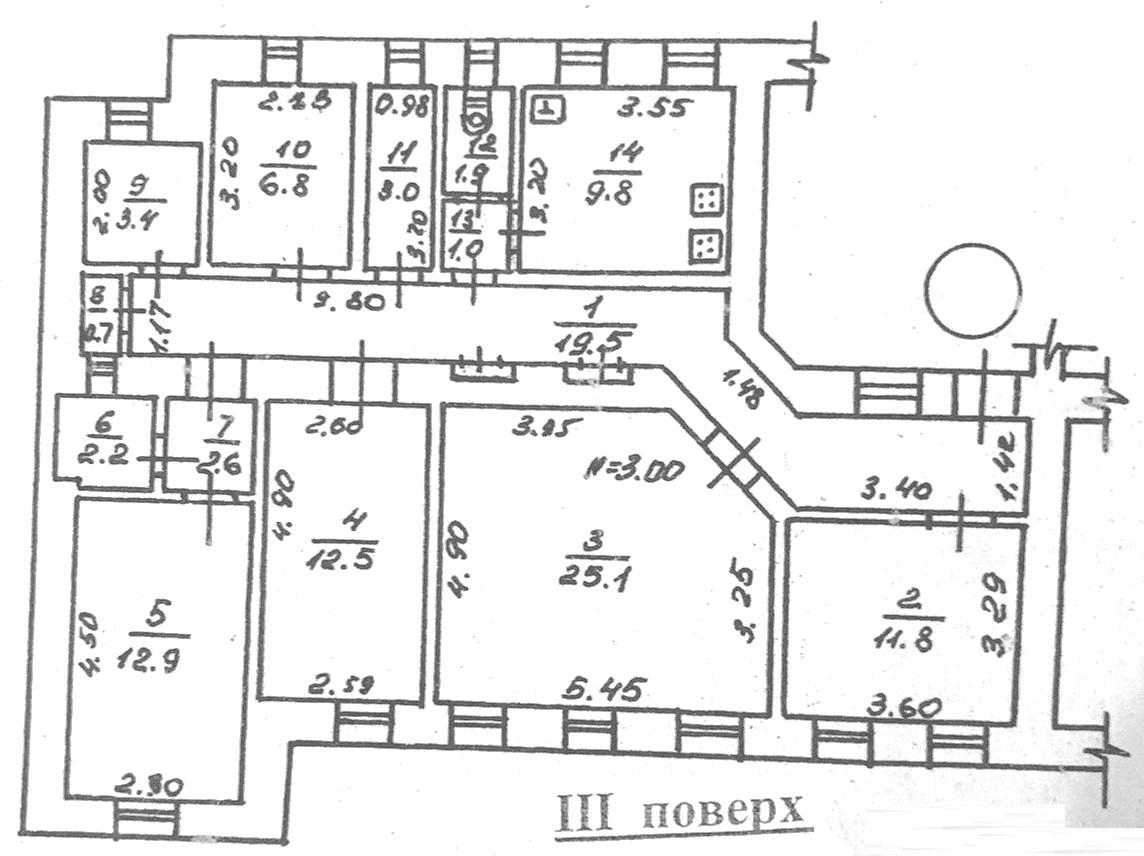 продажа коммунальной квартиры номер A-163520 в Приморском районе, фото номер 6